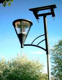 Farolas solares - Farolas para jardin ...